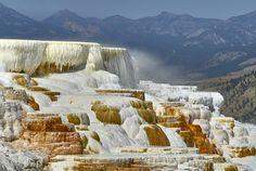 https://flic.kr/p/L4f5qm | Mammoth Hot Springs, Yellowstone NP