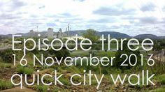 Episode three: qick city walk