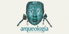 mascara funeraria de mosaico de jade del rey Pakal del palenque (mayas)