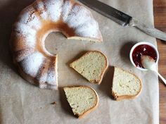 The only pound cake recipe you'll ever need.