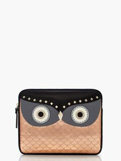 wise owl ipad sleeve