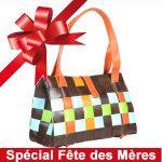 Deamin c'est sa journée, il est encore temps de lui faire le cadeau idéal!  Pour la fête des Mères, un sac Choc Ville Bayok, une pochette Sawadee offerte!