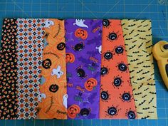 Country Momma Cooks: Halloween placemat Tutorial