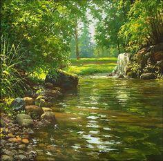 Pintura de Dmitry Levin