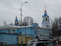 church, city