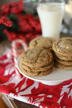 Gingerdoodle Cookies