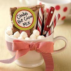 Caruso's Factory: Ideas handmade para regalar este año: 2º Taza de té/ chocolate personalizada
