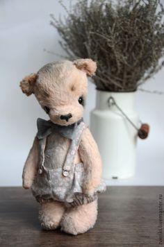 Мишка тедди Хальф. Handmade.