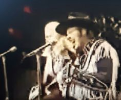 Hank Williams Jr and Tammy Wynette  1975
