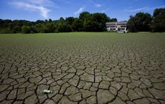 Food prices set to soar as worst U.S. drought for half a century forces corn farmers to abandon fields the size of Belgium and Luxembourg