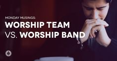 You may be a part of a worship band, but are you on a worship team? Is there a difference? Petri breaks down the Worship Team vs. Worship Leader, Worship God, Praise And Worship, Music Ministry, Youth Ministry, Psalm 150, Psalms, Boss And Leader, Hard Questions
