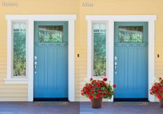 HGTV HOME Plants- One-Step Style™ your front door!