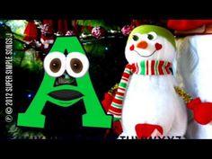 KidsTV 123 Christmas ABC Songs for Children playlist learning video #783 from Super Simple Songs - http://best-videos.in/2012/11/21/kidstv-123-christmas-abc-songs-for-children-playlist-learning-video-783-from-super-simple-songs/