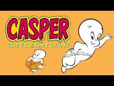 The BIGGEST CASPER The FRIENDLY GHOST COMPILATION: Casper, Wendy and more! [Cartoons - HD 1080p] - YouTube