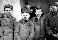 Breaker boyshttp://www.continuetolearn.uiowa.edu/laborctr/child_labor/about/us_history.html