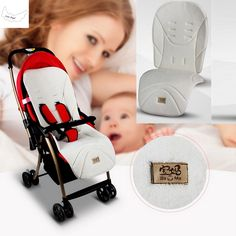 >> Click to Buy << NewSoft Stroller Liner Seat Cushion Baby Stroller Cushion Pram Pad Stroller Cotton Mat For 0-36 Months Baby cojin cochecito bebe #Affiliate