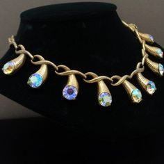 Schiaparelli Necklace Stunning Cornucopia Links Vintage