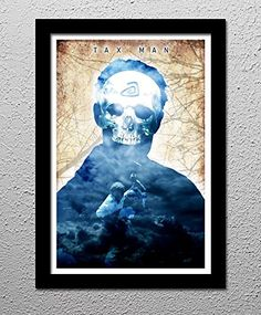 True Detective - Rust Cohle - Tax Man - Original Minimalist Art Poster Print. True Detective Your choice of 13x19 or 20x30 All prints signed by the artist. Posters printed on high quality Photo Paper with premium quality inks. The posters are mailed rolled in high-quality tough tubes and cover sheet.