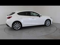 MAZDA 3 2.2D SPORT - Satellite Navigation - Air Conditioning - Alloy Wheels - Bluetooth - Cruise Control - Full Leather Interior - Parking Sensors - Satellite ...
