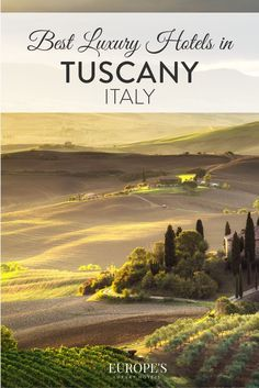 Tuscany Travel   Looking for where to stay in Tuscany for your romantic getaway? Here are out top picks for the most luxurious hotels in the area.