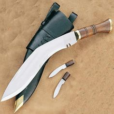 WINDLASS STEELCRAFTS: Genuine Gurkha Regimental Kukri
