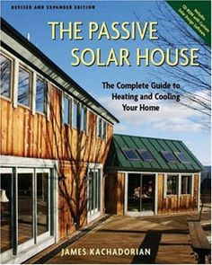 Planning book to help you design and build an energy efficient and environmentally friendly house your own way.