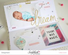 August 2017 – think pink & mint Mini Albums Scrap, Crate Paper, Always And Forever, Scrapbook Paper Crafts, Moleskine, Carousel, Layout, Frame, Pink