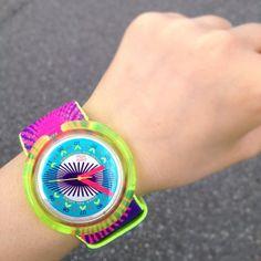 Pop Swatch. Min første <3