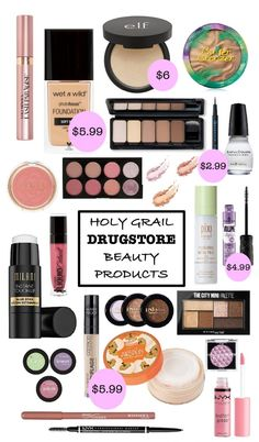 The Best Drugstore Makeup and Dupes