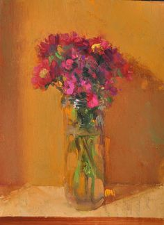 """Bouquet, 4/18/2015"" by Duane Keiser #Realism"