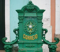 The Old Mailbox - Salvador, Bahia