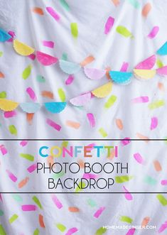 Create a confetti ba