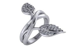 Beanstalk Ring #intothewoods