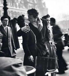 doisneau- still one of my favorite images  xx tracy porter