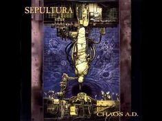 """Sepultura - """"Territory"""""""