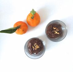 Christmas spice chocolate mousse  #christmas #spice #chocolate #mousse