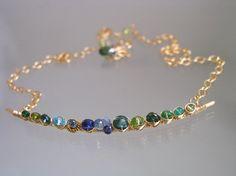 Γεια, βρήκα αυτή την καταπληκτική ανάρτηση στο Etsy στο https://www.etsy.com/listing/204021135/green-gemstone-bar-necklace-curved-gold