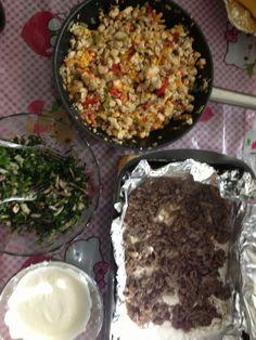 Arabic food, Shawarma
