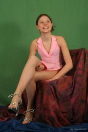 CELEBRIDADES FEMENINAS Por E TValens: Sandra Orlow: Una preciosidad rusa que queremos recordar.