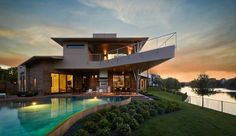 Sugarland Canal Residence modern exterior