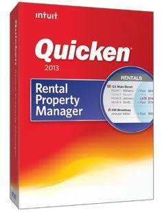 Quicken Rental Property Manager 2013 [OLD VERSION]  http://www.bestcheapsoftware.com/quicken-rental-property-manager-2013-old-version-2/