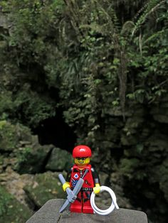 LEGO Collectible Minifigures Series 11 : Mountain Climber