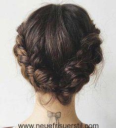 Adorable Geflochtenen Kurzhaarfrisuren Sie werden es Lieben - Neue Friseur Stil