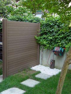 1000 images about vallas de exterior de madera sinteticas on pinterest chalets - Vallas exteriores para casas ...