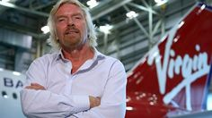 Sir Richard is famously successful in many unrelated business but he credits it to one reason -- the teams he's built.