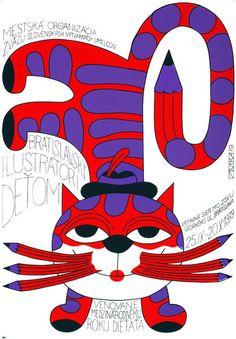 Purple red cat