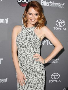 Sarah Drew Says Daughter Hannah Is Determined to Skip Crawling: She Just Wants to Walk