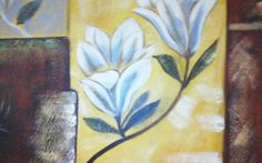 """""""Tulips' oil painting. 20x24 available at Dylan's Unique Gifts & Weddings"""