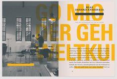 Borderline – labor b designbüro Great Logo Design, Pub Design, Book Design, Print Design, Editorial Design Layouts, Magazine Layout Design, Text Layout, Print Layout, Book Layout