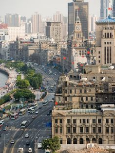 Shanghai.    Visit http://asiaexpatguides.com to make the most of your experience in China!